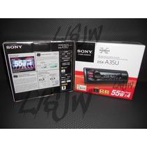 Reproductor Sony Dsx-a35u Radio Am Fm Mp3 Wma Usb Aux. No Cd