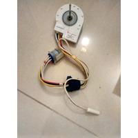 Ventilador Evaporador Con Sensor Genuino Ge Wr60x10074
