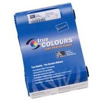 Cinta Impresora Pvc P110i P120i Zebra 5 Panel Color 200 Imp