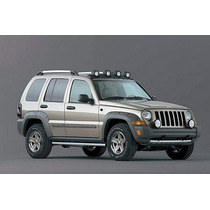 Muñon Inferior Jeep Cherokee Liberty Kj (2001-2007)