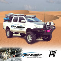 Suspension 3 Procomp Para Hilux Del 06 Al 13