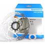 Disco/rotor De Freno 180º Shimano Rt54 Center Lock Bicicleta