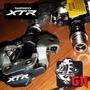 Pedales Shimano Spd Xtr M980 Tope Linea Mtb Xc Downhill Ruta