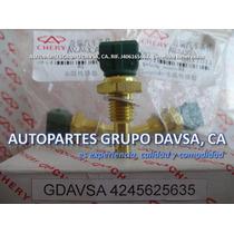 Válvula Sensor Temperatura Chery Arauca Qq6 X1 Original