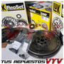 Kit Embrague 1.8l A3 Golf Beetle Bora. Plato Disco Collarin