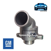 Termostato De Aluminio Con Base Aveo Original Gm