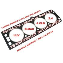Empacadura De La Camara Luv Dmax 2.4