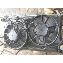 Electroventiladores Doble Original Usado Ford Focus
