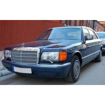 Repuestos Mercedes Benz W126( Ballena)
