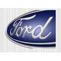 Base De Caja Superior Fiesta 2001/2003 Original Ford 100%