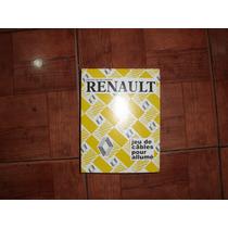 Cables De Bujia Para Renault 18 2.0 Bobina Corta Y Larga