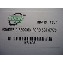 Pasador De Dirección Ford 600 Silver Green