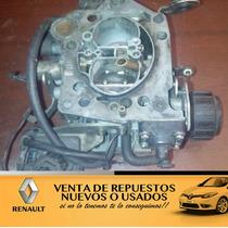 Carburador Renault 11 Original Usado