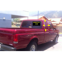 Vidrio Quarter Lateral Derecho Ford Pick Up Cabina Y 1/2