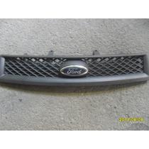 Parrilla Delantera Ford Fiesta Power Con Emblema