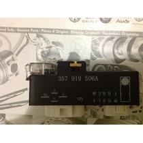 Rele Controlador De Electro Vw 357 919 506a Golf Vento Gol