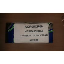 Kit Rolineras Rueda Trasera Vw Gol-parati-saveiro-corsa