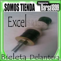 Bieleta Delantera Tipo Lapiz Hyundai Excel (el Par)