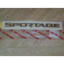 Emblema Letras Sportage Tapamaleta Kia Sportage 2007-13