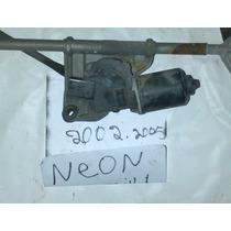 Mecanismo Para Limpiaparabrisas De Neon Milenio