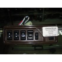 Swiche Control Ventana Toyota