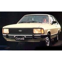 Mozo Delantero Ford Corcel Sin Rodamiento