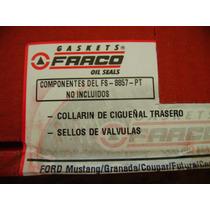 Juego Empacaduras Ford Motor 230 6v Años 81/92 Orig Fraco