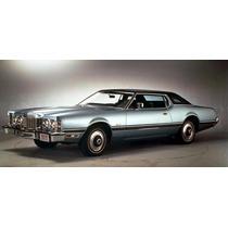 Parilla Ford Thunderbird 1973 A 1976 Original Exelente