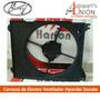 Carcasa De Electro Ventilador De Hyundai Sonata