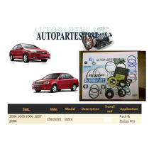 Kit Dirección Hidráulica Chevrolet Optra 2004 - 2008 Zj