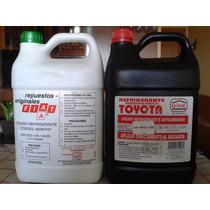 Refrigerante Para Carros Toyota Y Fiat