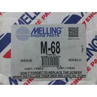 Bomba De Aceite M68 Para Ford 260 289 302 Año 68 Al 95