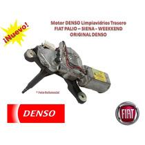Motor Limpiaparabrisas Trasero Original Fiat Palio Siena