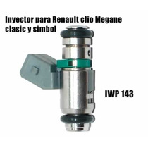 Inyector Para Renault Simbol Clio Megane Laguna Iwp143