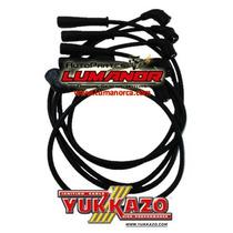 Cable Bujía Mitsubishi Van L300 2.0 4cil 91-99 Yukkazo Carbu