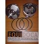 Piston C/aros Estandar Motor Diesel Toyama Domopower 9-10hp