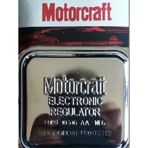 Regulador De Voltaje Vehiculos Ford Original Motorcraft
