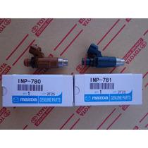 Inyectores De Mazda 626 Millenium Inp780 Inp781