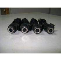 Inyector Gasolina Chevrolet Aveo Motor 1.6 4 Huecos Delphi