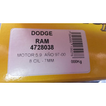 Cable Bujia Dodge Ram 8 Cil