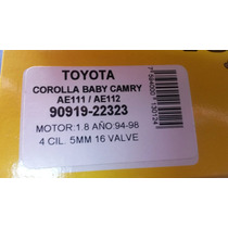 Cable Bujia Toyota Corolla Baby Camry