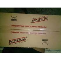 Juego De Pistones Pc Pistong Ford 300 Std.0.20,0.30,0.40