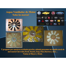 Aspa Ventilador Camion Ford 600-750 Mot. 291-290
