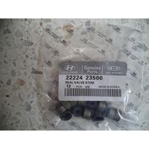 Gomas Valvula Hyundai Accent Original 1.3 Y 1.5/ Getz