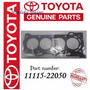 Empacadura De Camara Toyota Corolla New Sensation Original