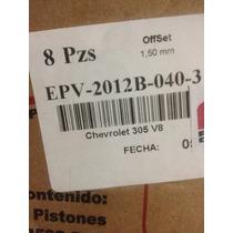 Juego Pistón Chevrolet 305 V8 En Medida 040 Perfect Circle