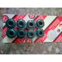 Gomas Válvulas Luv Dmax Motor 2.4 4 Cilindro 8 Unidades Npc