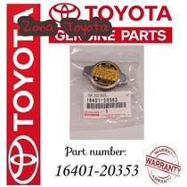 Tapa Radiador Toyota Corolla Camry Starlet 0.9 Lbs