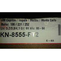 Juego Empacadura Motor196 231 252caprice Impala Malibu Monte