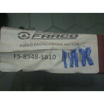 Juego De Empacadura Motor Ford 302 F.i Fraco